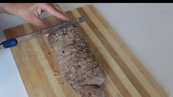 redondo de carne picada