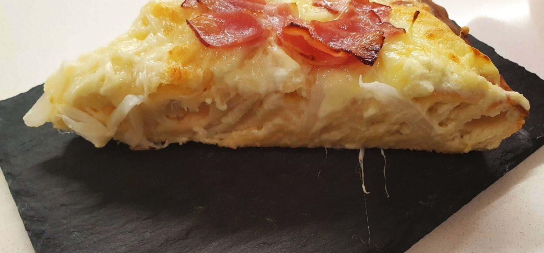 PIZZA SIN GLUTEN Y SIN HUEVO PANIFICADORA LIDL