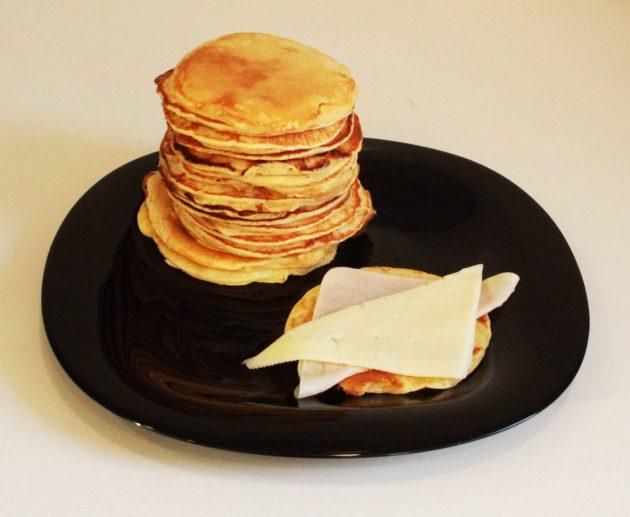 tortitas americanas caseras sin gluten